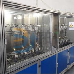 卫生洁具软管耐压爆破试验机